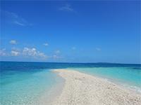 バラス島上陸